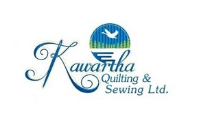 Kawartha Quilting and Sewing logo