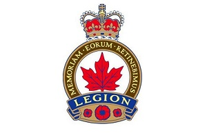 Millbrook Royal Canadian Legion Branch 402 logo