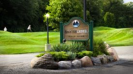 Baxter Creek Golf Course logo